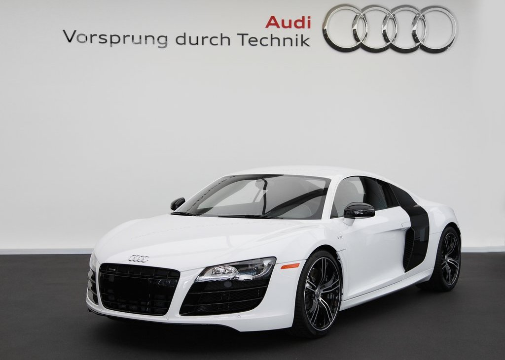 2012 Audi R8 Exclusive Selection V (View 2 of 9)