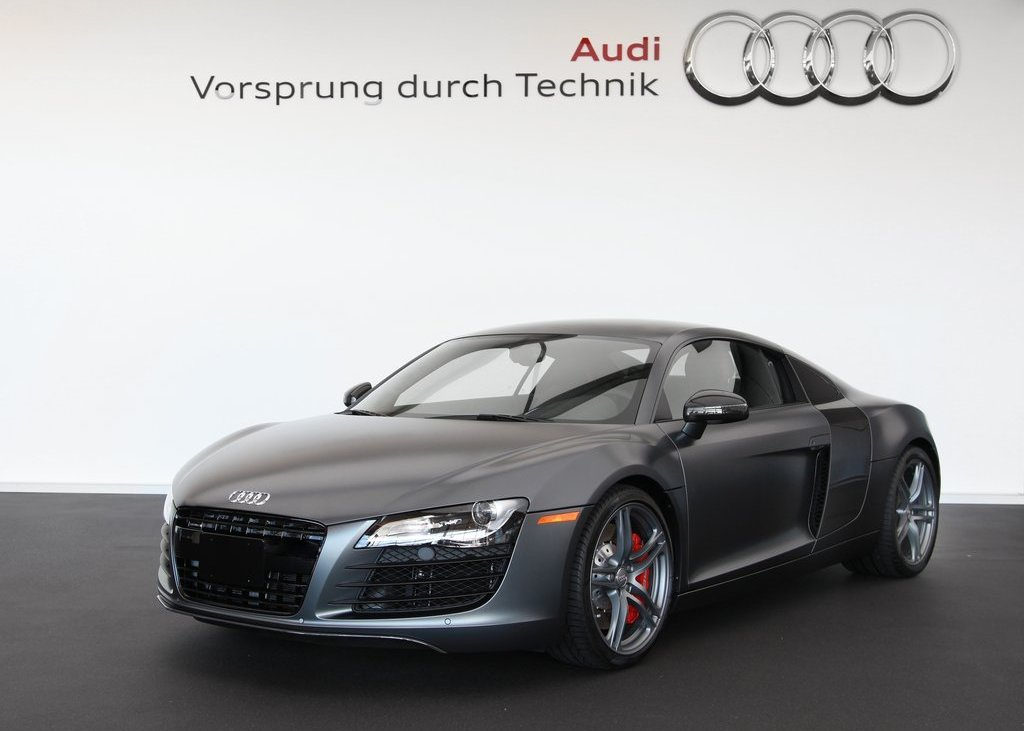 2012 Audi R8 Exclusive Selection V8 (Photo 3 of 9)