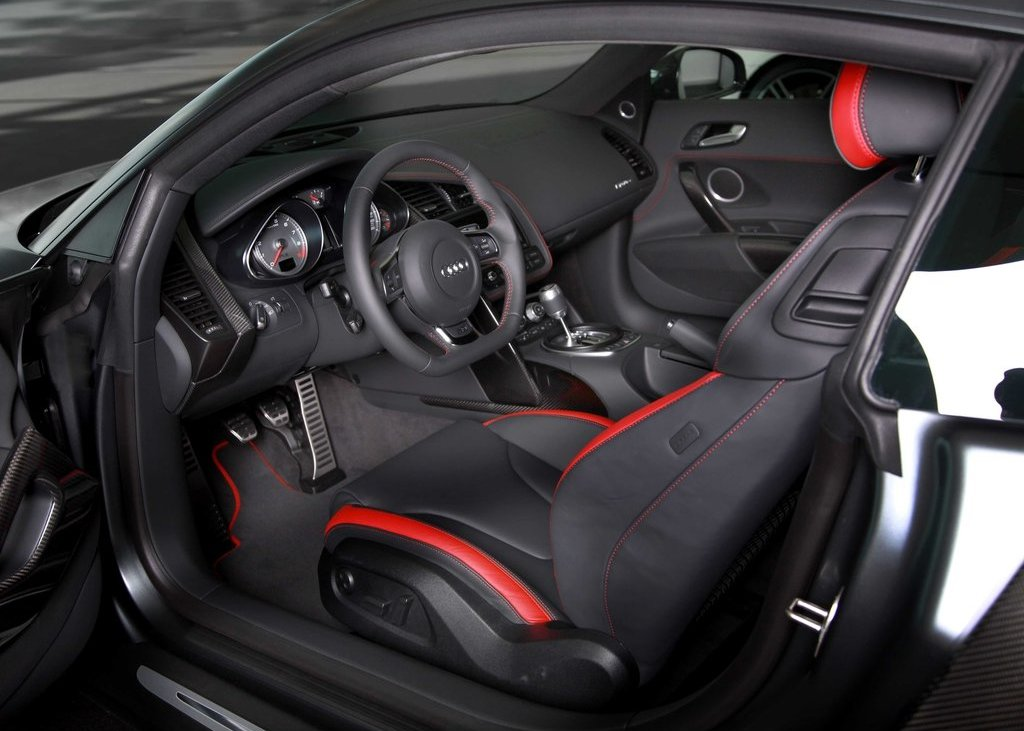 2012 Audi R8 Exclusive Selection Interior (Photo 3 of 9)