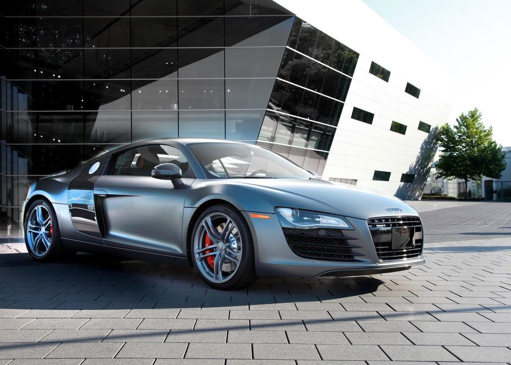 2012 Audi R8 Exclusive Selection (Photo 8 of 9)