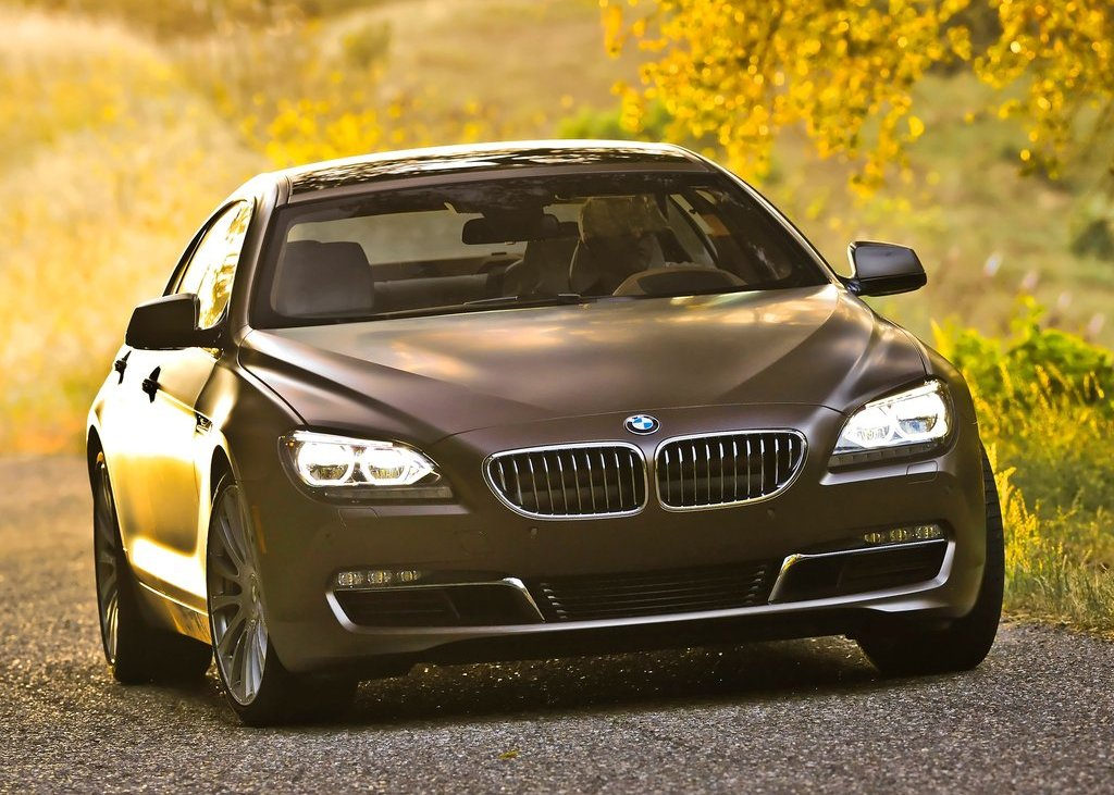 2013 BMW 640i Gran Coupe Front (Photo 3 of 9)