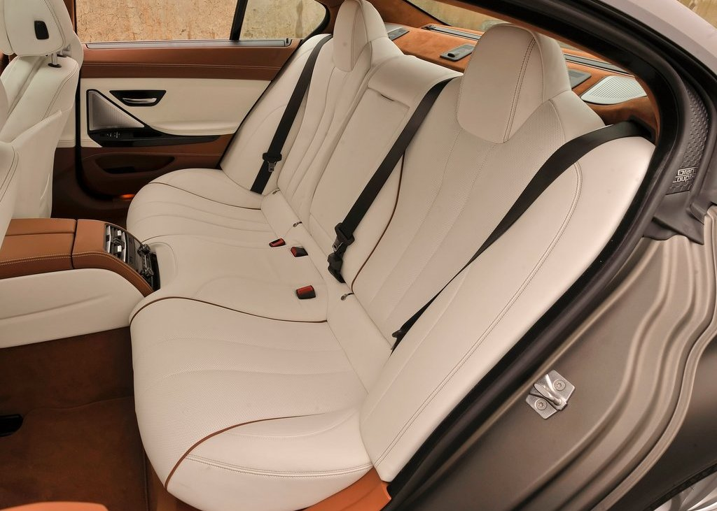 2013 BMW 640i Gran Coupe Seat (Photo 9 of 9)