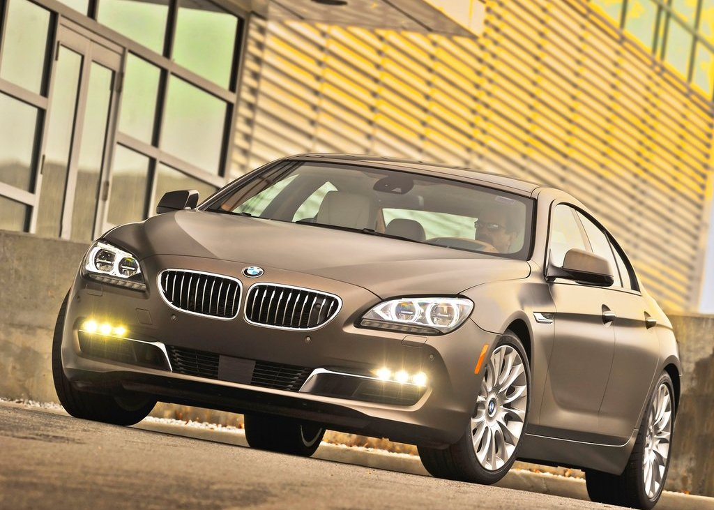 2013 BMW 640i Gran Coupe (Photo 1 of 9)