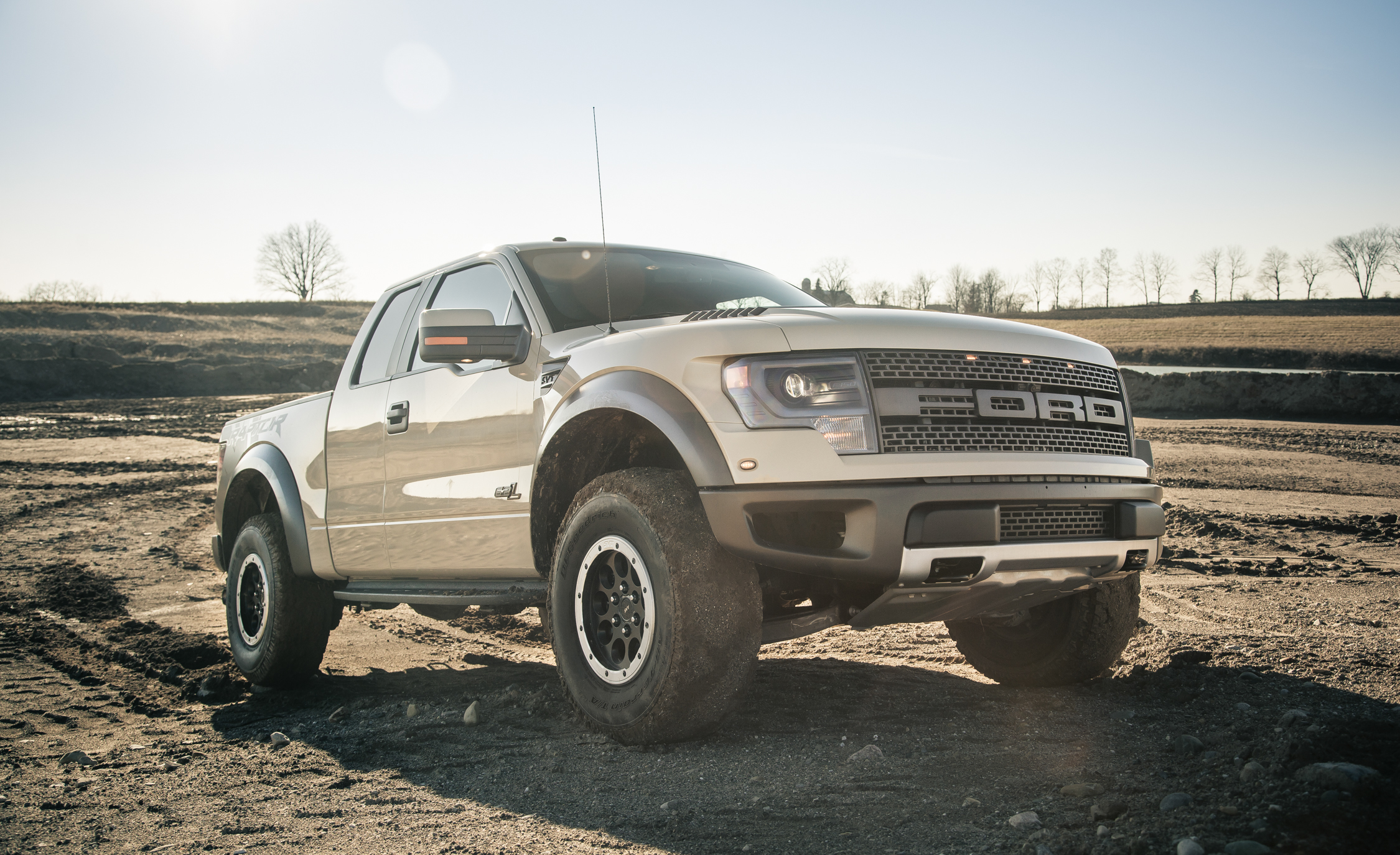 Featured Image of 2013 Ford F 150 SVT Raptor
