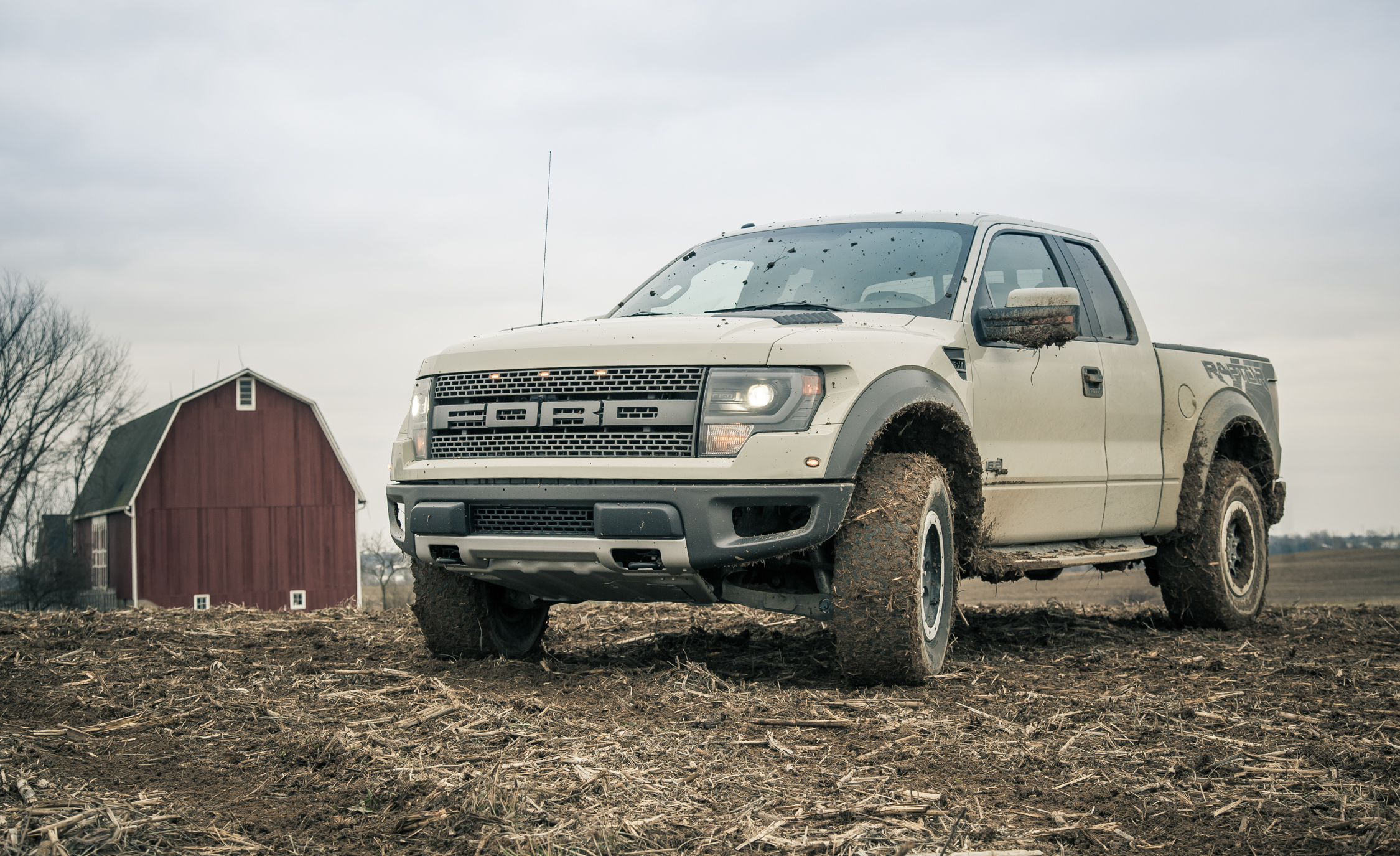 2013 Ford F 150 SVT Raptor SuperCab (Photo 12 of 39)