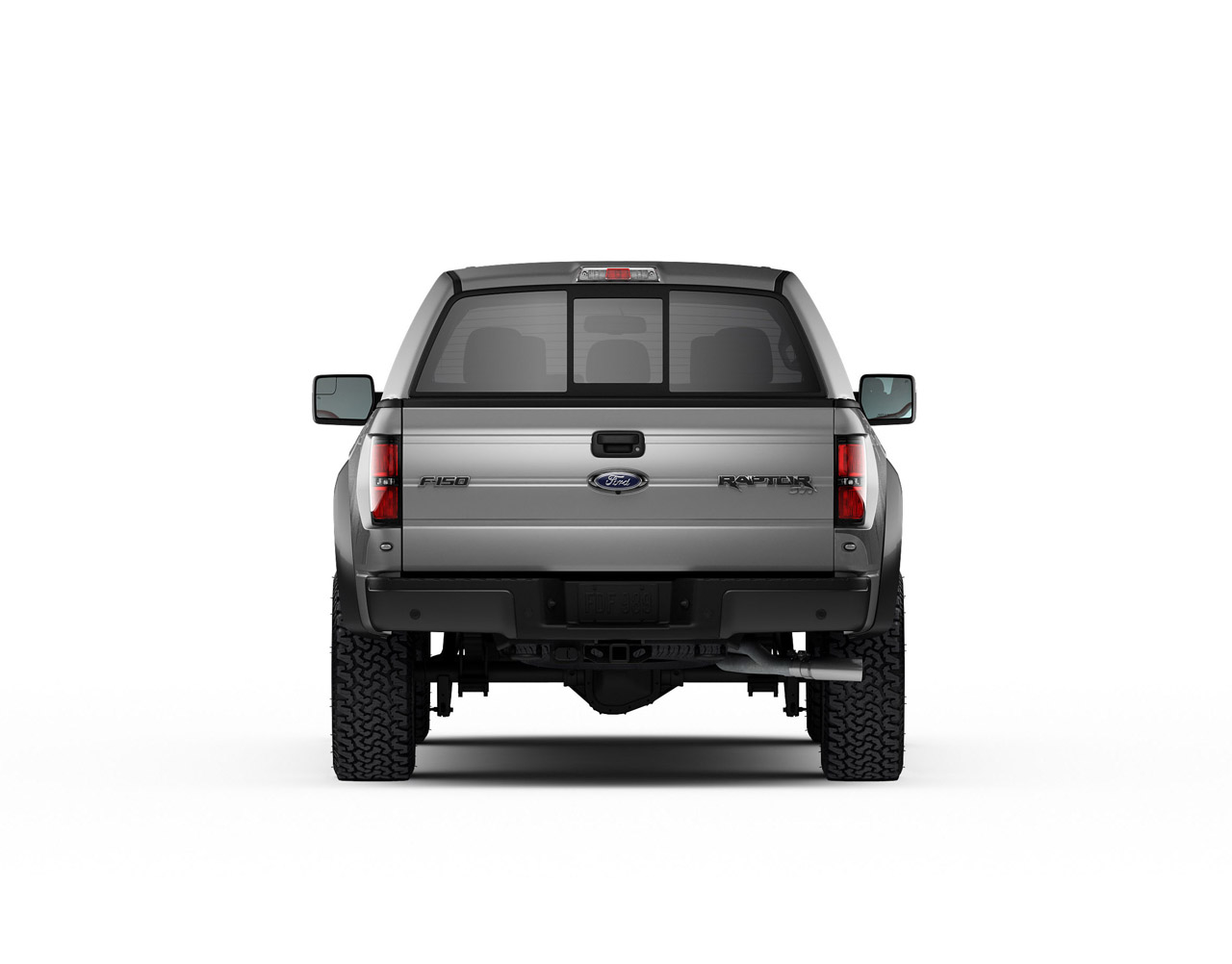 2013 Ford SVT Raptor Rear (Photo 38 of 39)