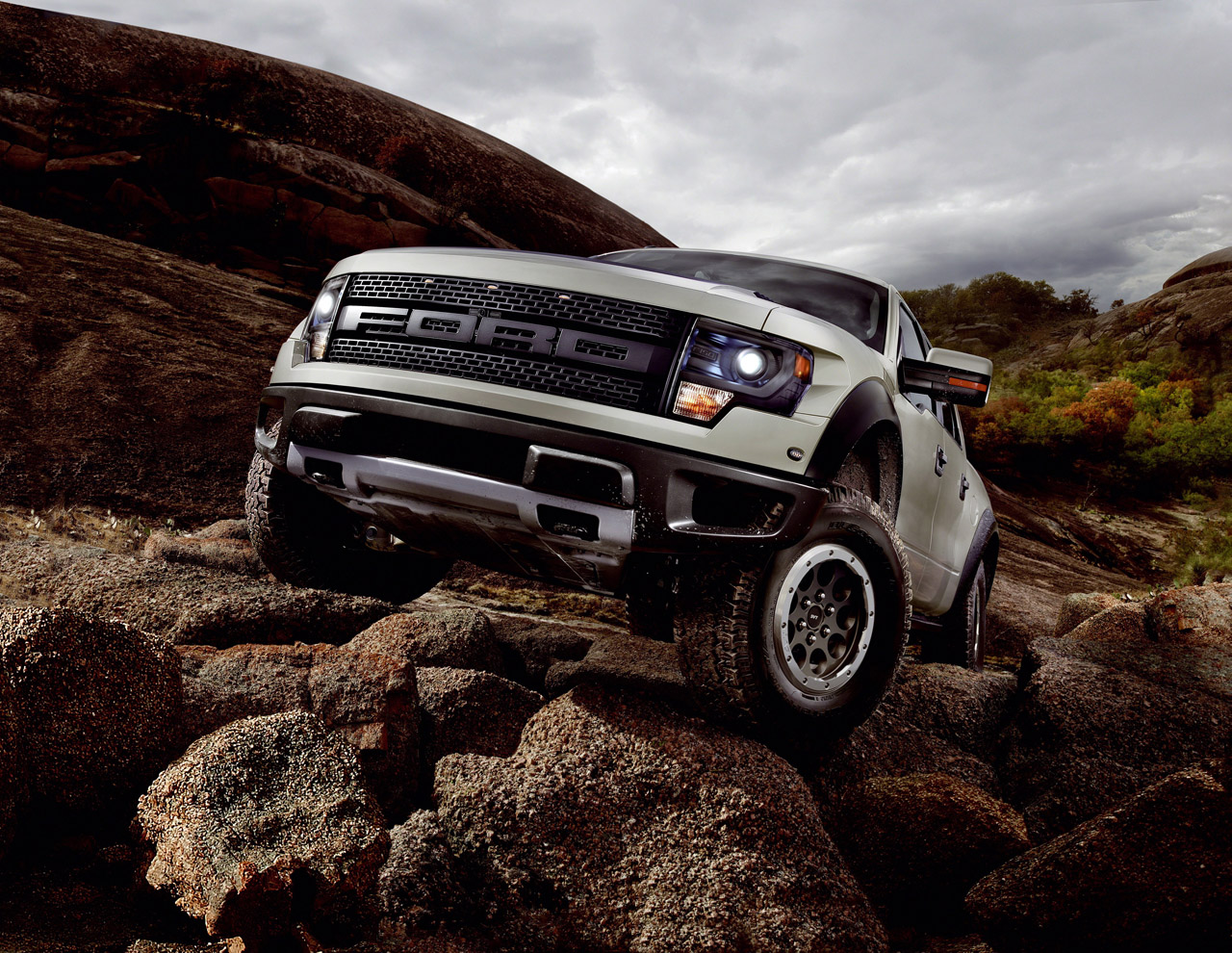 2013 Ford SVT Raptor (Photo 35 of 39)