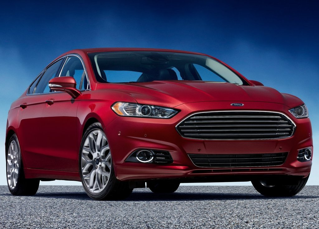 Featured Image of 2013 Ford Fusion Review