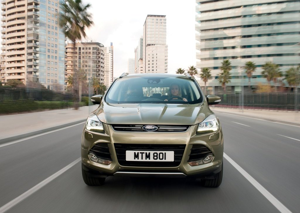 2013 Ford Kuga Front View (Photo 3 of 13)