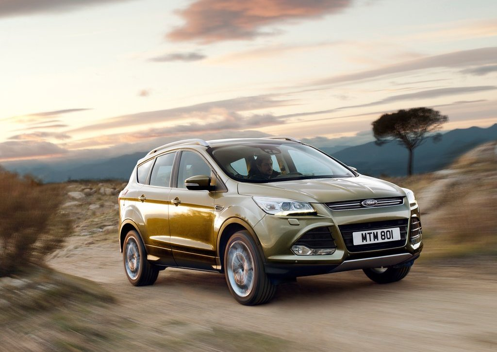 2013 Ford Kuga Price and Review Pictures Gallery (13 Images)