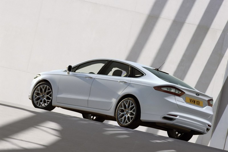 2013 Ford Mondeo Rear (Photo 3 of 3)
