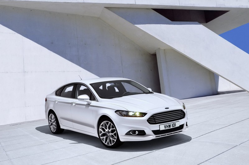 Featured Image of 2013 Ford Mondeo For 2012 Paris Motor Show