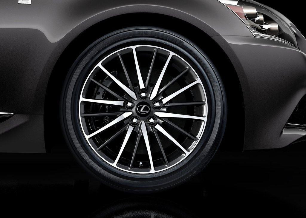 2013 Lexus LS 460 Sport F Wheels (Photo 4 of 4)