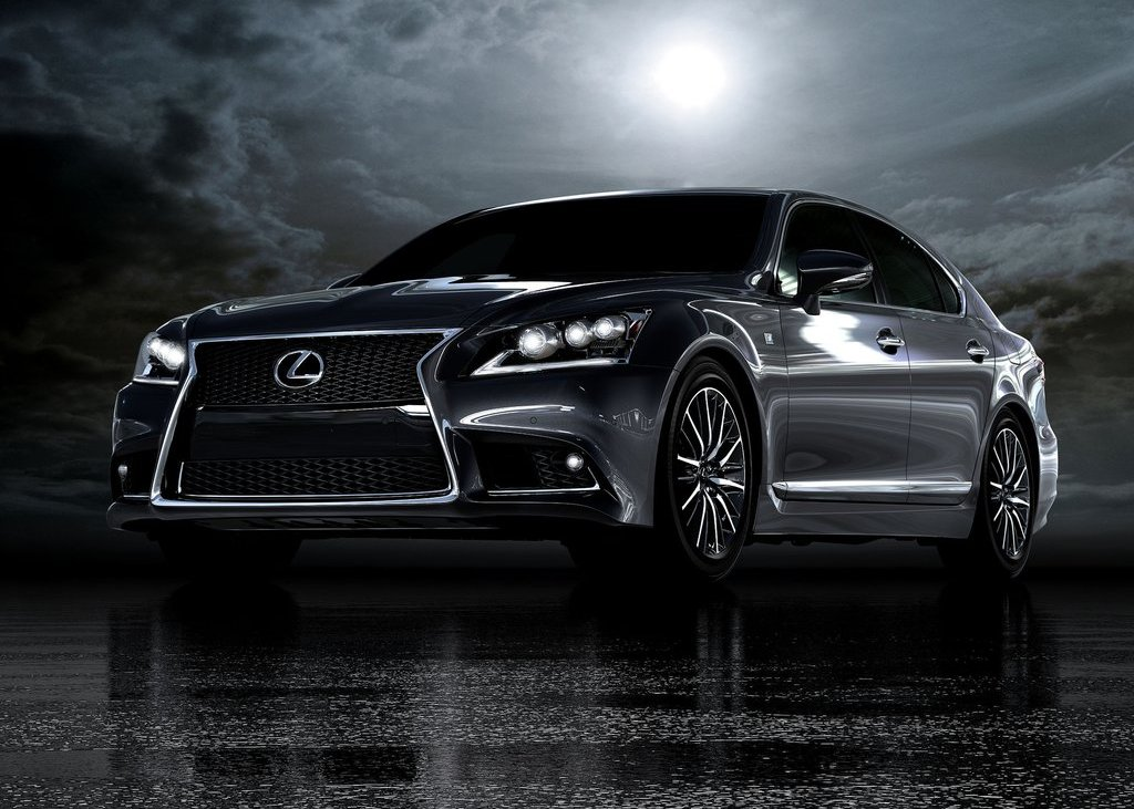 Featured Image of 2013 Lexus LS 460 Sport F Review