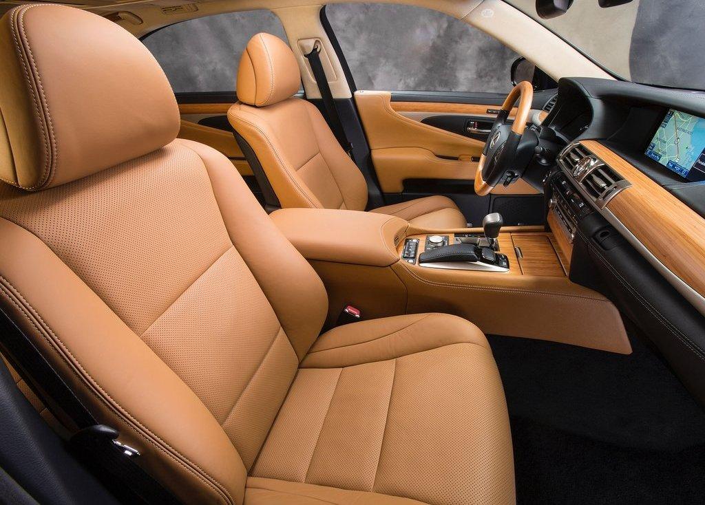 2013 Lexus LS 600h L Seat (View 6 of 8)