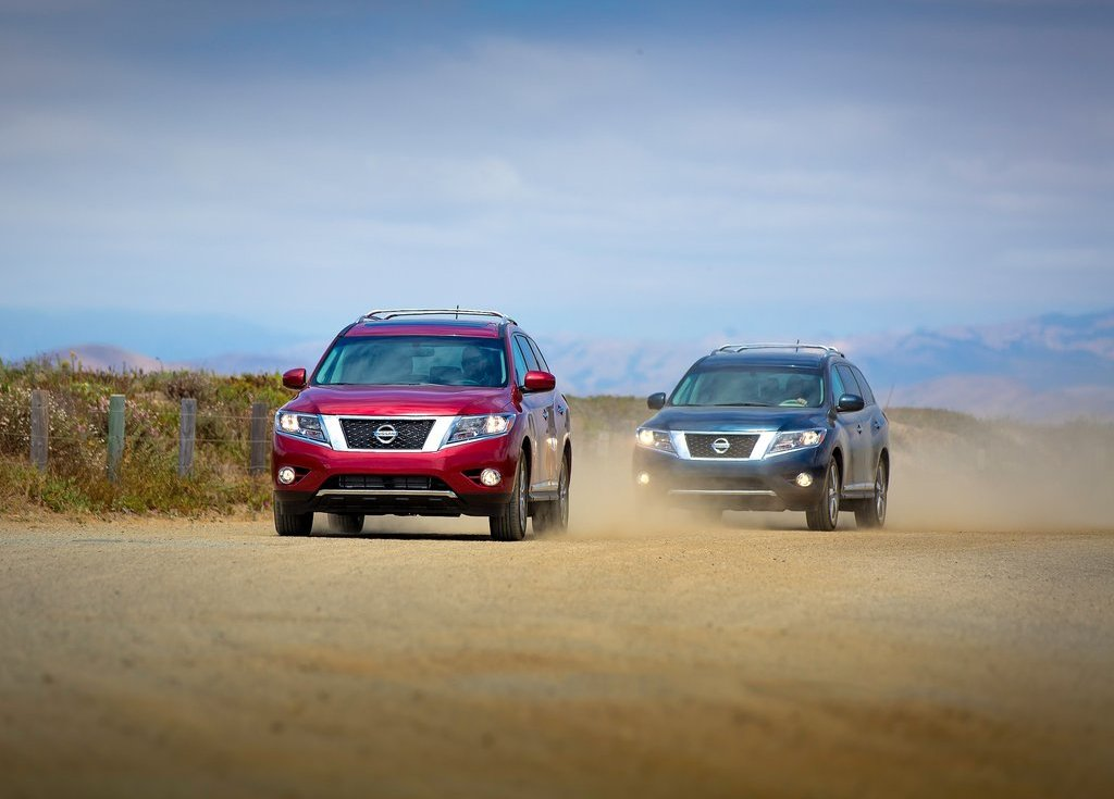 2013 Nissan Pathfinder All (Photo 2 of 14)
