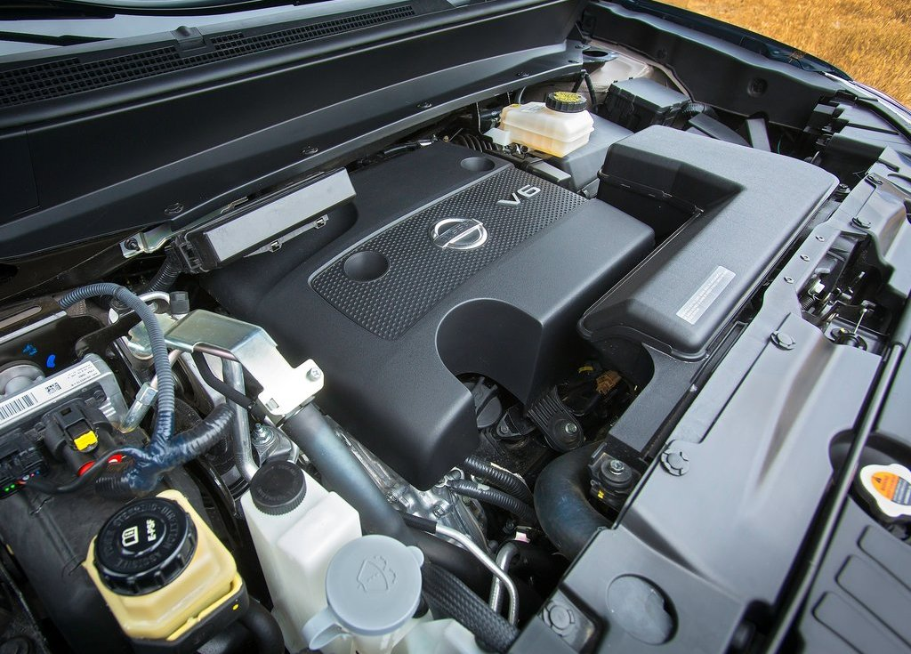 2013 Nissan Pathfinder Engine (Photo 3 of 14)
