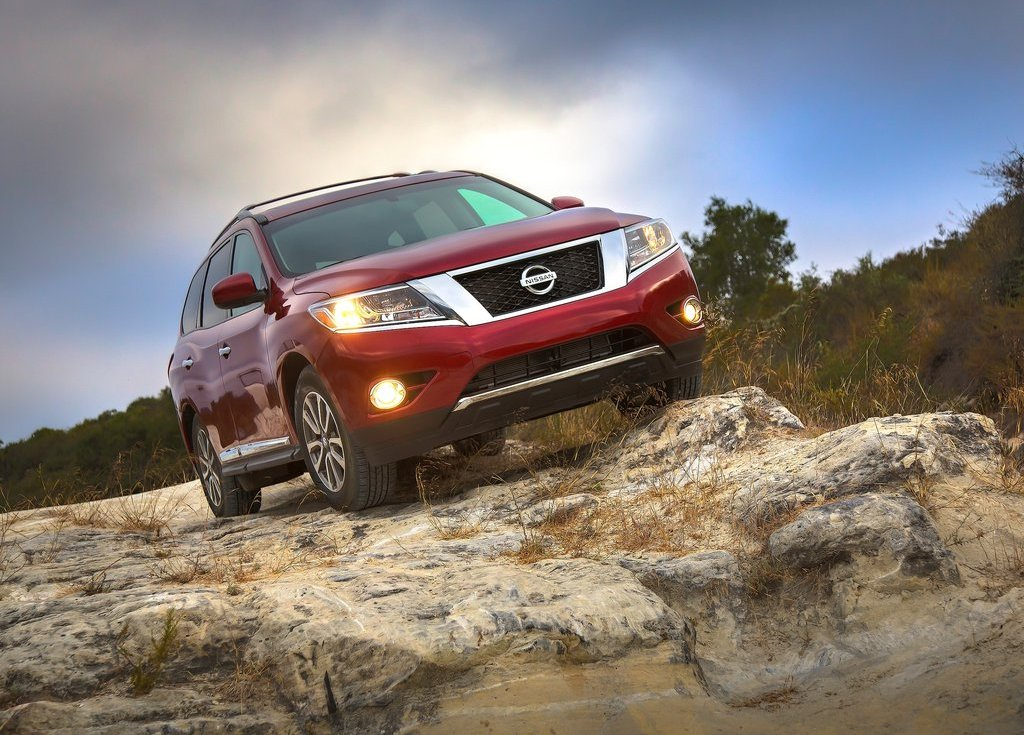 Featured Image of 2013 Nissan Pathfinder Has Unveiled