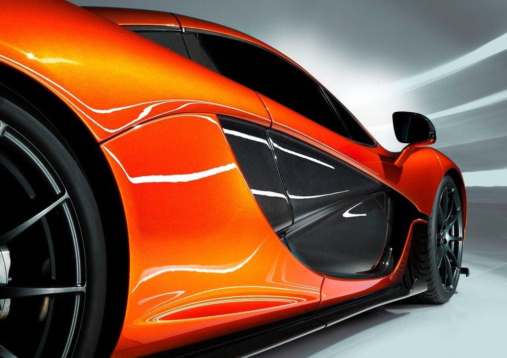 2012 McLaren P1 Exterior (Photo 2 of 6)