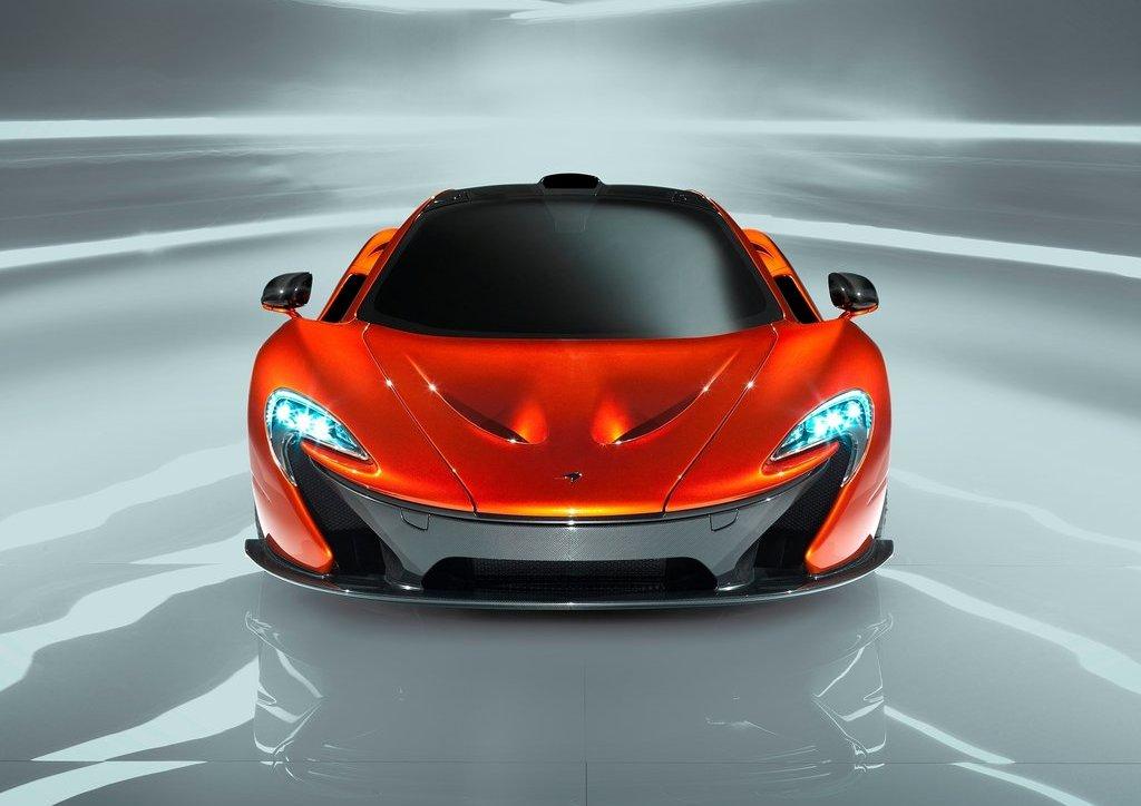 2012 McLaren P1 Front (View 3 of 6)