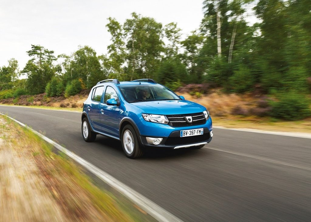 2013 Dacia Sandero Stepway (Photo 1 of 5)