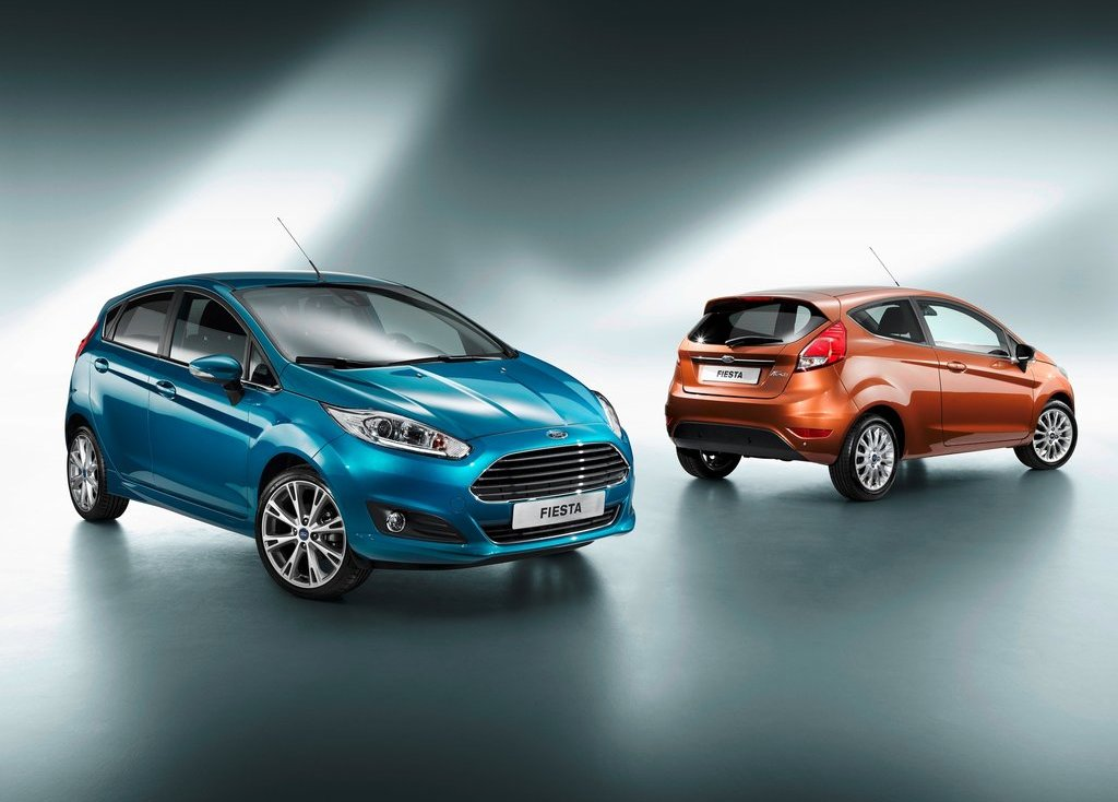 2013 Ford Fiesta All (Photo 2 of 8)