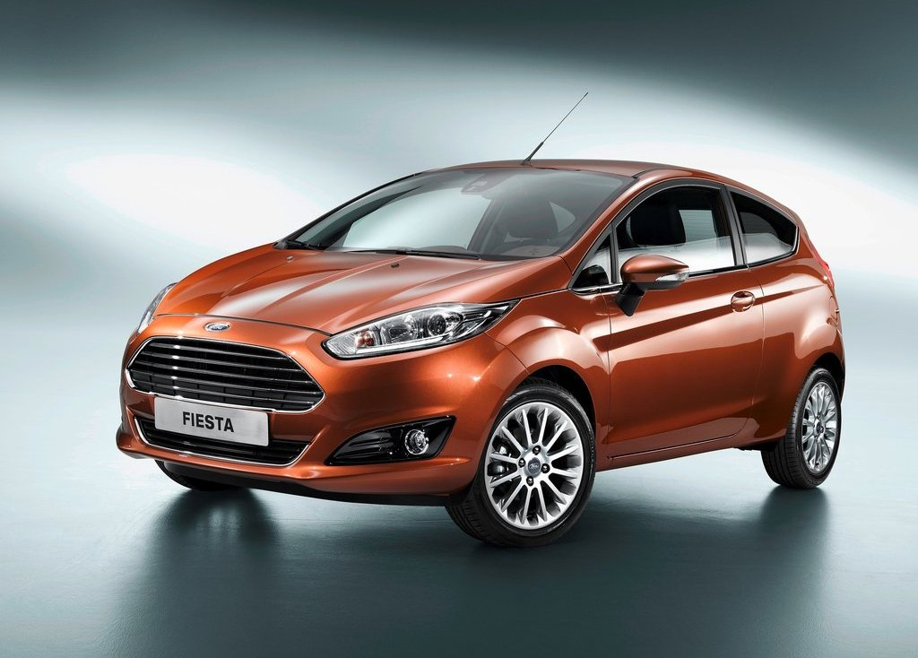 Featured Image of 2013 Ford Fiesta Review And Wallpaper