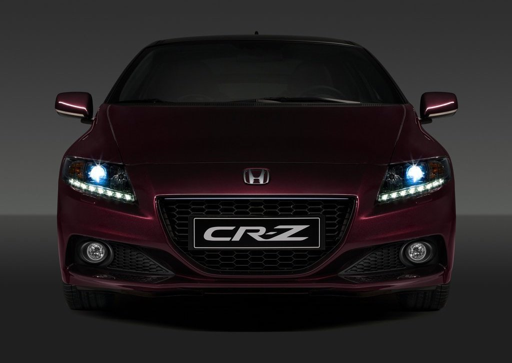 2013 Honda CR Z Front (Photo 1 of 6)