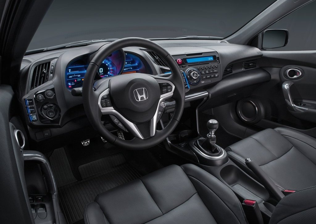 2013 Honda CR Z Interior (View 2 of 6)