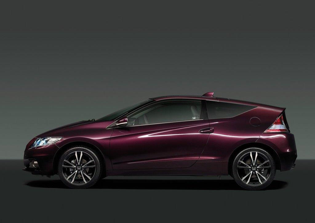2013 Honda CR Z Side (Photo 4 of 6)