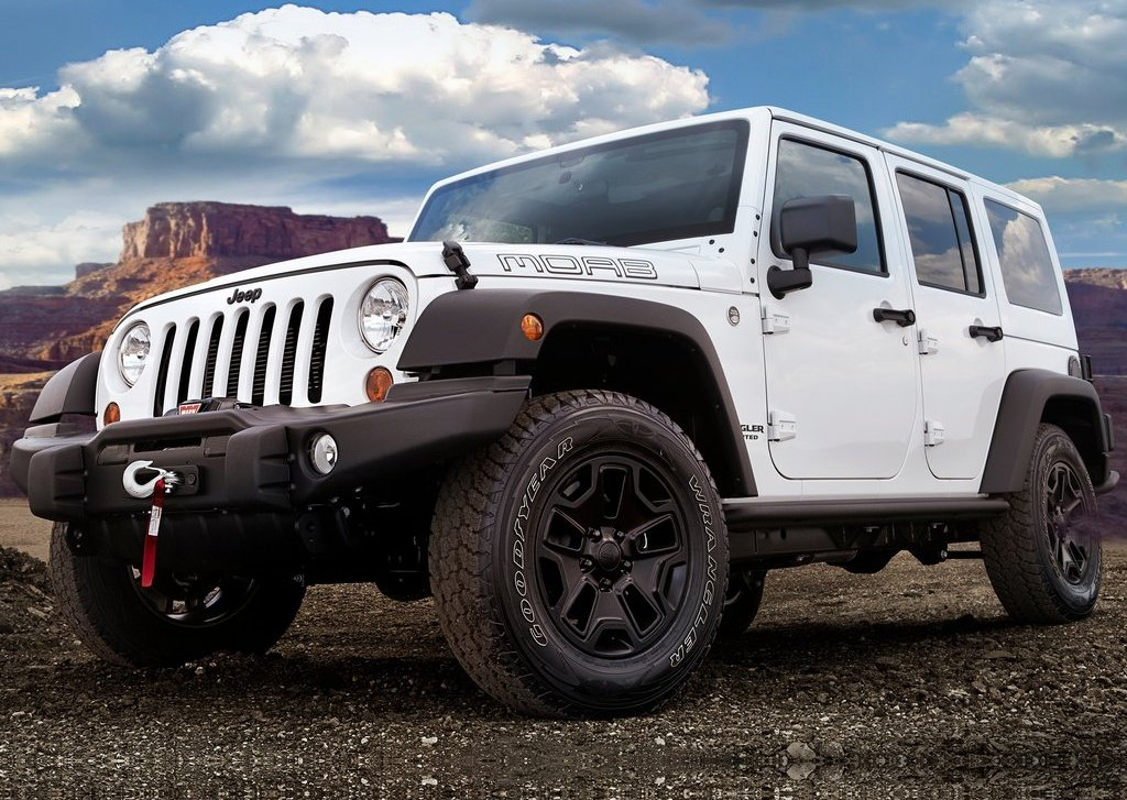 Featured Image of 2013 Jeep Wrangler Unlimited Moab Review