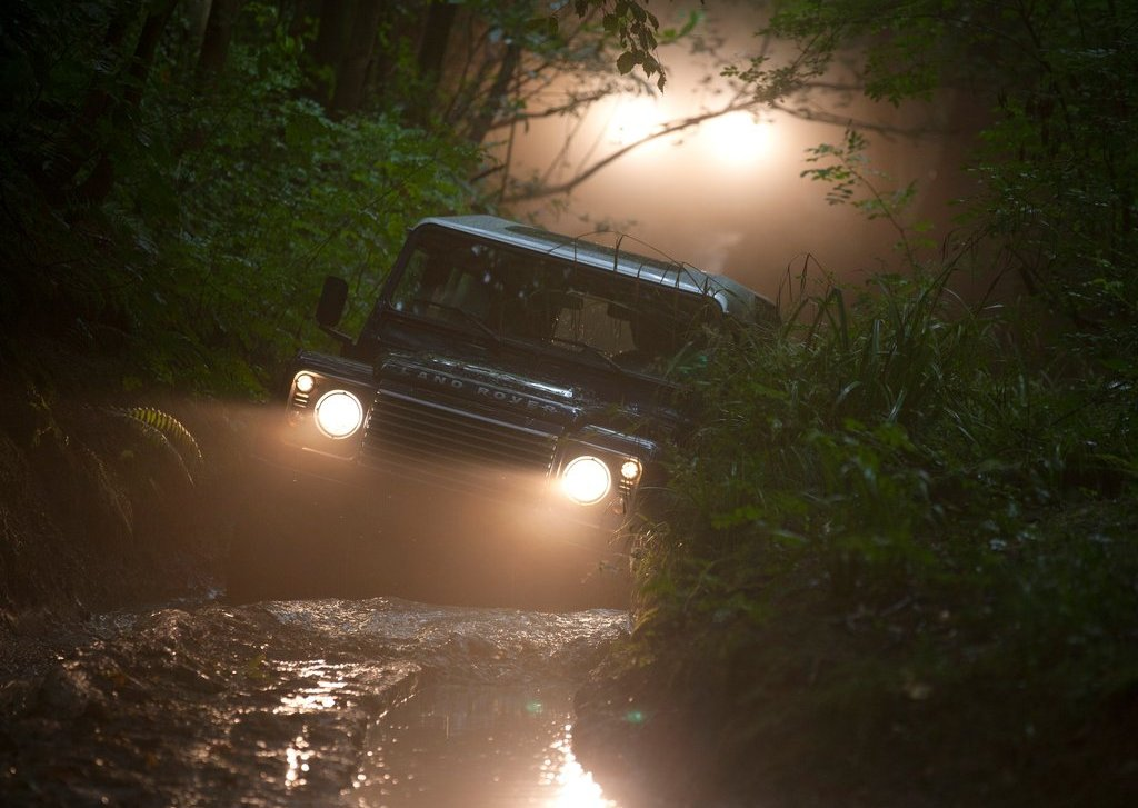 2013 Land Rover Defender (Photo 1 of 7)