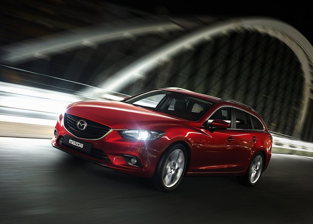 Featured Image of 2013 Mazda 6 Wagon At 2012 Paris Motor Show