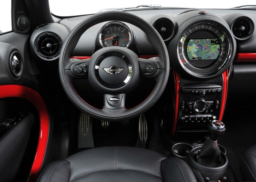 2013 Mini Countryman John Cooper Works Interior (Photo 5 of 9)
