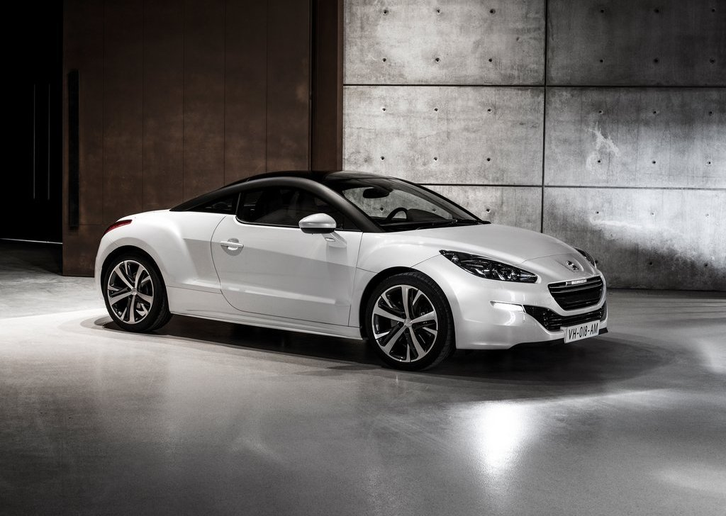 2013 Peugeot RCZ Coupe Exterior (Photo 2 of 6)