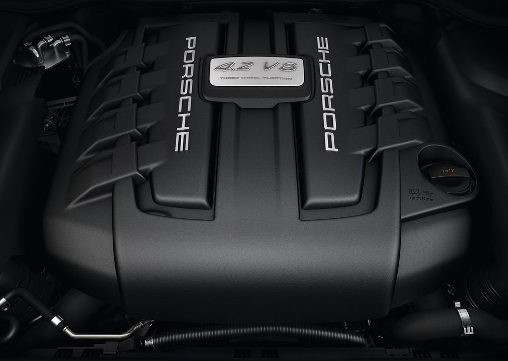2013 Porsche Cayenne S Diesel Engine (Photo 2 of 4)