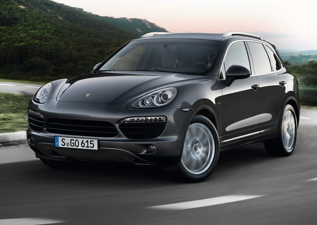 2013 Porsche Cayenne S Diesel (Photo 1 of 4)
