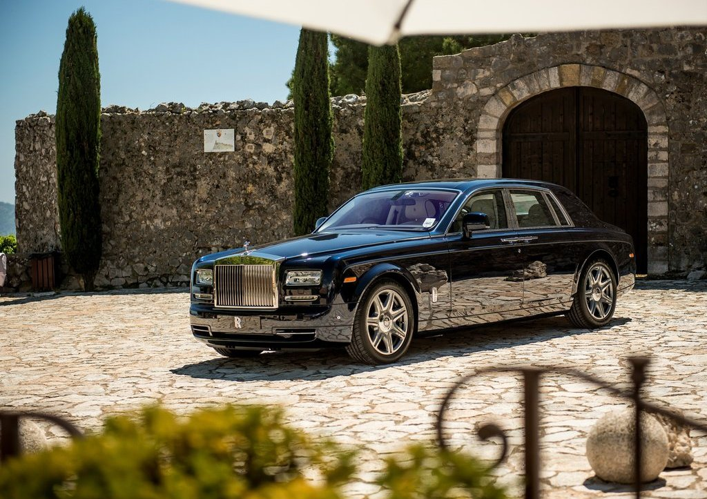 2013 Rolls Royce Phantom Black (View 1 of 12)