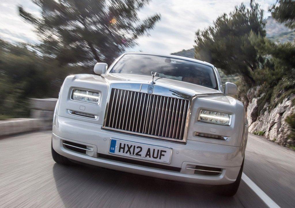 2013 Rolls Royce Phantom Front (Photo 4 of 12)