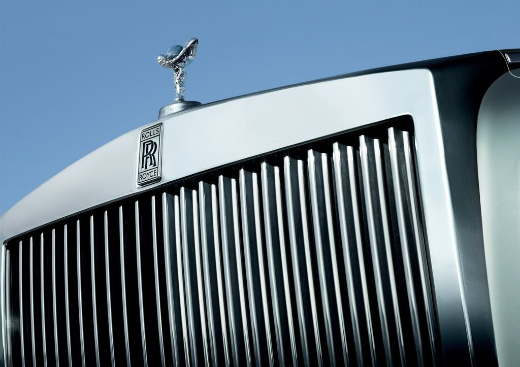 2013 Rolls Royce Phantom Grill (Photo 6 of 12)