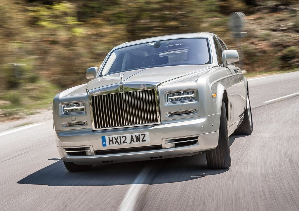 Featured Image of 2013 Rolls Royce Phantom Luxury Car