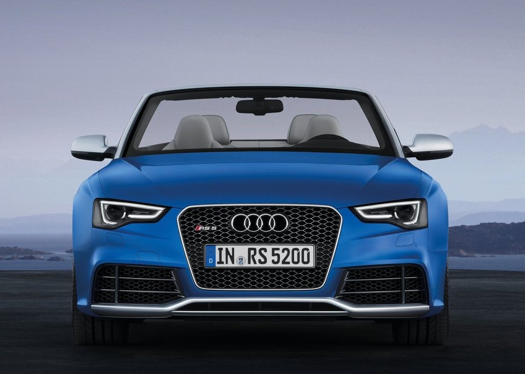 2014 Audi RS5 Cabriolet Front (Photo 3 of 9)