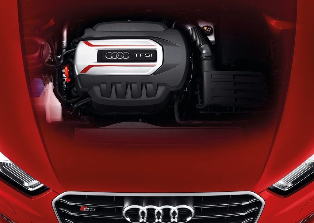 2014 Audi S3 Engine (Photo 3 of 11)