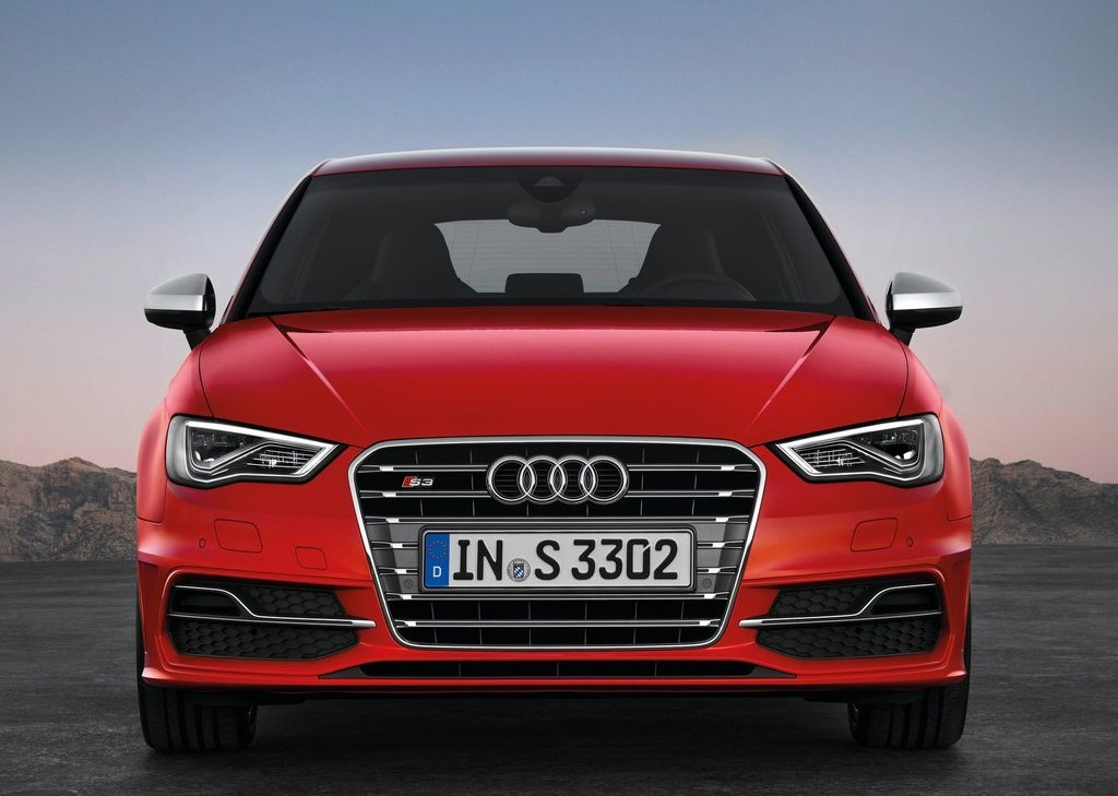 2014 Audi S3 Front (Photo 5 of 11)