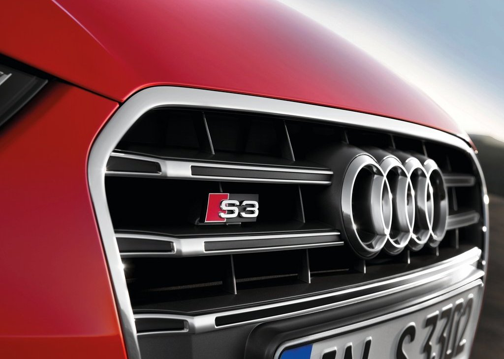 2014 Audi S3 Grille (Photo 7 of 11)