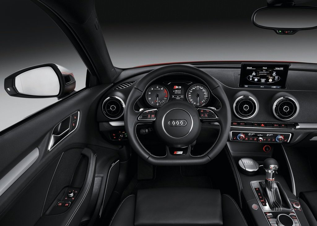 2014 Audi S3 Interior (Photo 8 of 11)