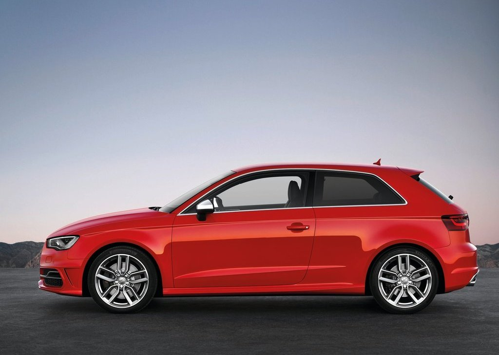 2014 Audi S3 Side (Photo 11 of 11)