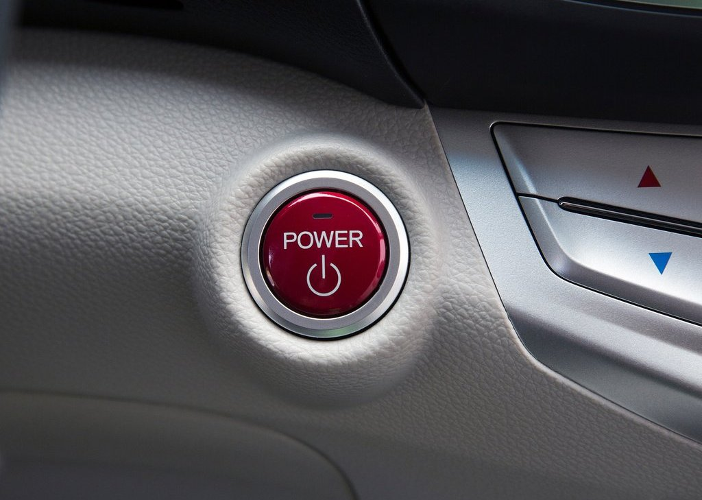 2014 Honda Accord PHEV Power Button (Photo 10 of 15)