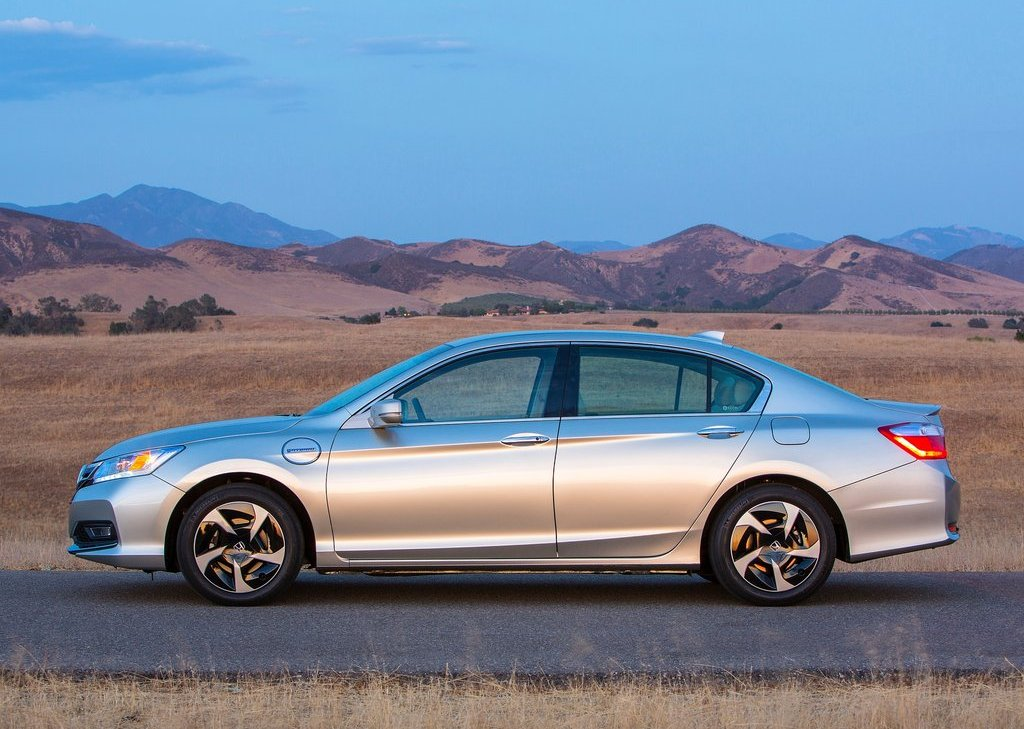 2014 Honda Accord PHEV Side (Photo 13 of 15)