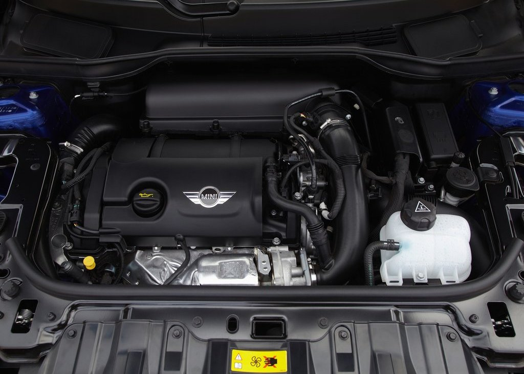 2014 Mini Paceman Engine (View 1 of 10)